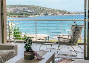 аренда квартиры в греции у моря