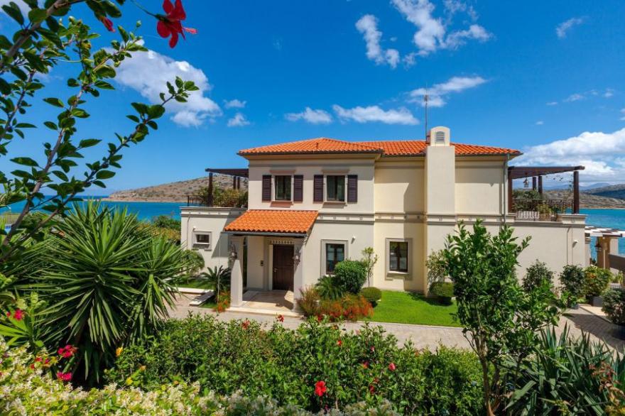 Вилла на крите недвижимость на кипре недорого