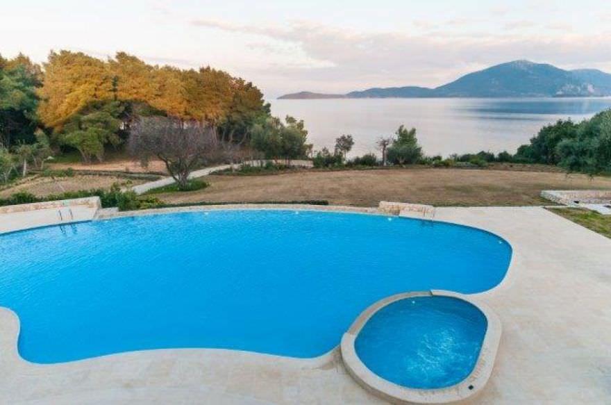 Снять виллу в греции на берегу продажа недвижимости филиппины